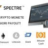 Spectre aggiunge Bitcoin e maggiori payout