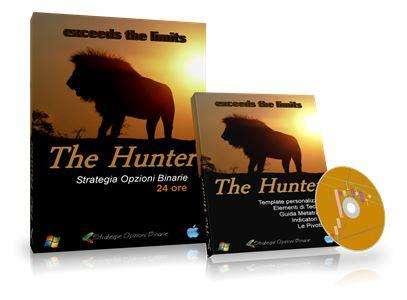 presentazione strategia the hunter