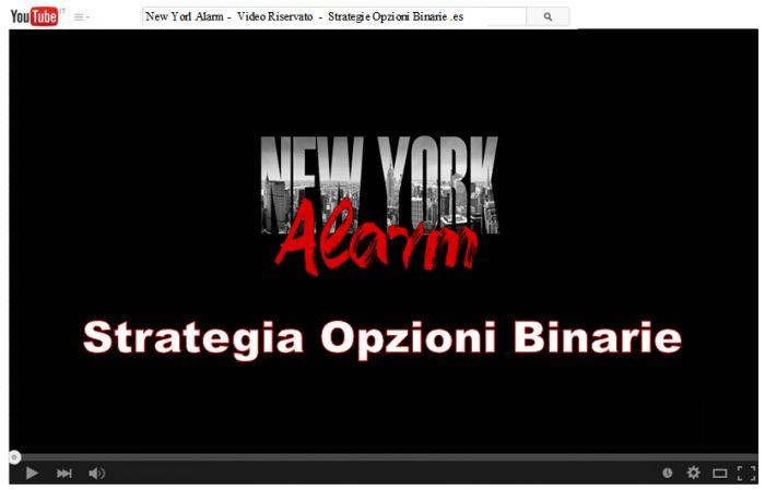 video esempi new york strategia forzaforex