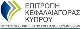 Logo Cysec, ente preposto a rilasciare la licenza broker opzioni binarie