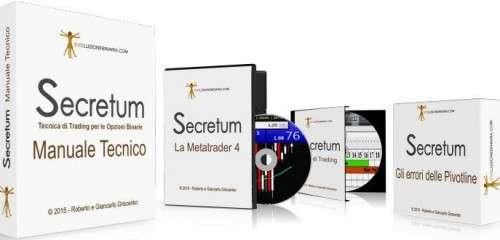 secretum evo il segreto per il trading sulle opzioni binarie