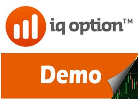 IQ Option. Demo gratis e chat