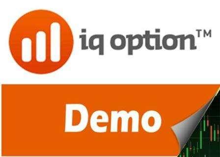 IQ Option. Demo gratis e chat