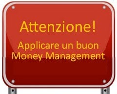 applica il money management