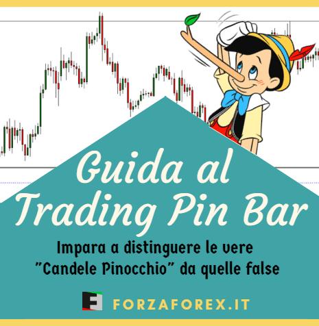 Guida al trading Pin Bar