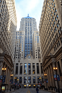 Chicago Board of Exchange Building