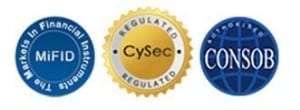 Principali licenze (CySEC-CONSOB)