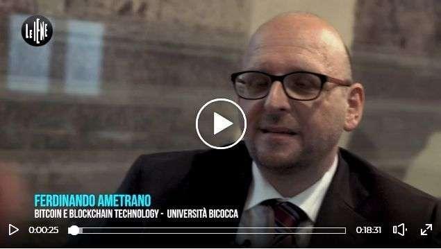 Intervista Bitcoin Ferdinando Ametrano - Le Iene
