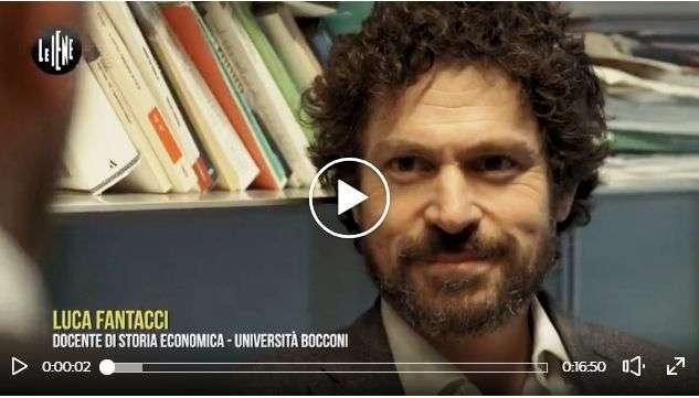 Intervista a Luca Fantacci - Le Iene
