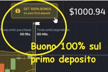 $50 Deposito + Buono $50