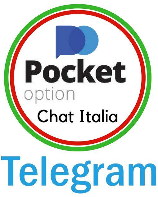 Pocket Option Italia Chat telegram