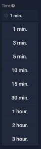 Available Effect Option Deadlines