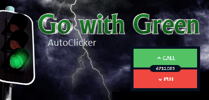 """Automatismo di trading """"GOwithGREEN"""""""