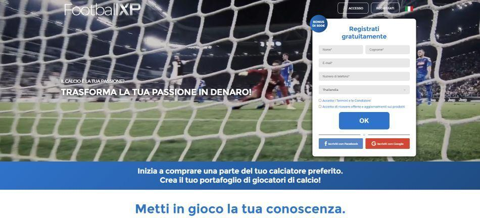Recensione Football XP