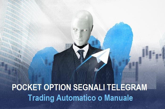 Pocket option Segnali telegram
